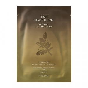 MISSHA Time Revolution Artemisia Jelly Sheet Mask 23g