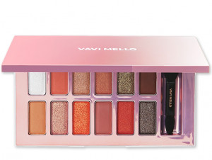 [W] DAHONG VAVI MELLO Valentine Box 2 Peach Palette