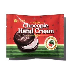 THE SAEM Choco Pie Hand Cream Watermelon 35ml