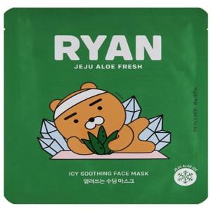 THE FACE SHOP Club Ryan Freeze Fresh Aloe Mask