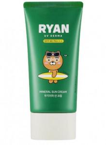 THE FACE SHOP Club Ryan Dr. Belmeur UV Derma Sun Cream 70g SPF48 PA+++