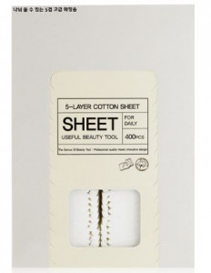 TONYMOLY 5-Layer Cotten Sheet 400pcs