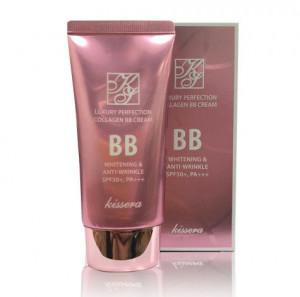 [SALE] KISSERA Luxury Perfection Collagen BB Cream 50ml SPF50+ PA+++