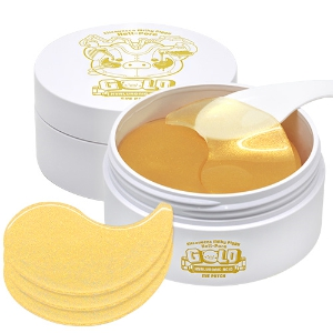 [SALE] ELIZAVECCA Hell Pore Gold Hyaluronic Acid Eye Patch 60pcs