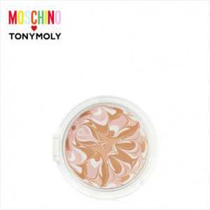 TONYMOLY Moschino Chic Skin Essence Pact SPF50+ PA+++ 18g Refill