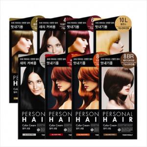 [SALE] TONYMOLY Personal Hair Color Cream 40g+80ml