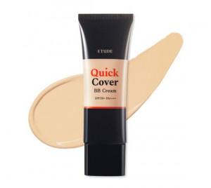 ETUDE  Quick Cover BB cream SPF50+/PA++++ 45g