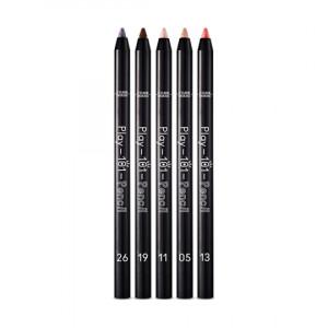 ETUDE HOUSE Play 101 Pencil New [#1~#30] 0.5g / [#31~#34] 0.4g