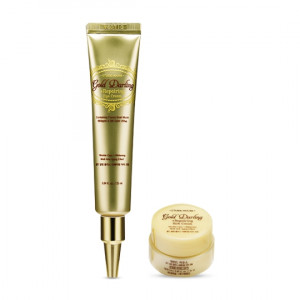 ETUDE HOUSE Gold Darling Plus Repairing Eye Cream Set 25ml + 10ml