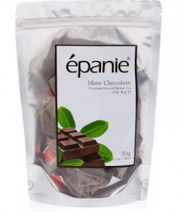 [R] EPANIE Matte Chocolate tea bag 20t