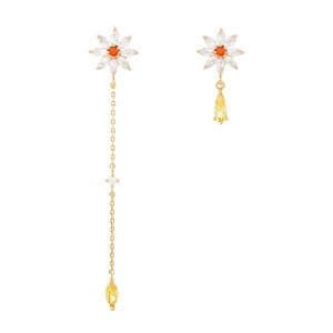 [R] NOONOO FINGERS Lily Drop Earring