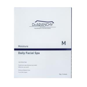 [SALE] Dearanchy Moisture Daily Facial Spa 30g*5ea