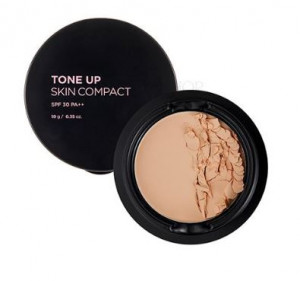 THE FACE SHOP Fmgt Tone Up Skin Compact Refill 10g