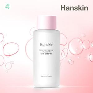 [R] HANSKIN Real Complexion Hyaluron Skin Essence 300ml