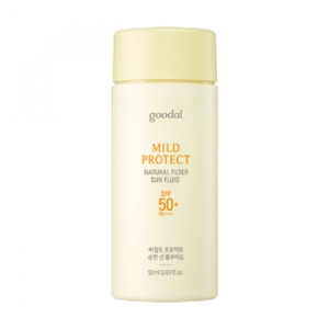 GOODAL Mild Protect Natural Filter Sun Fluid SPF50+ PA++++ 90ml