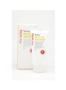 [E] FARMSTAY DR-V8 Vita Sun Cream SPF 50+, PA+++70g