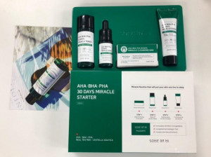 [SALE] SOME BY MI Miracle Starter Kit 30g + 30ml + 10ml + 20g