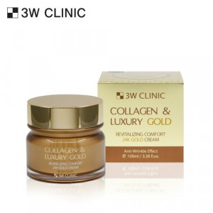 [SALE] 3W CLINIC Collagen & Luxury Gold Cream 100ml