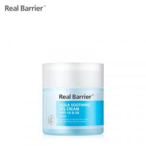 Real Barrier Aqua Soothing Gel cream 50ml