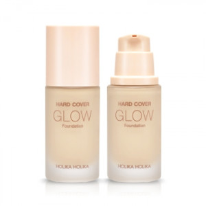 HOLIKAHOLIKA Hard Cover Glow Foundation SPF20 PA++ 30ml
