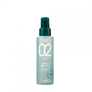 [SALE] AMOS PROFESSINAL Green Tea Feeling Volume Mist 140ml