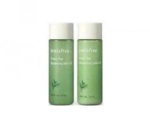 [S] INNISFREE Green Tea Balancing skin EX 25ml +Lotion EX 25ml
