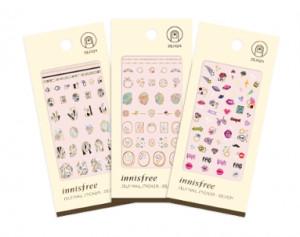 INNISFREE Self Nail Sticker - Design 1ea