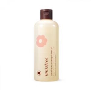 INNISFREE Camellia Nourishing Shower Oil 300ml