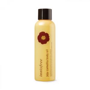 INNIFREE Jeju Camellia Body Oil 200ml