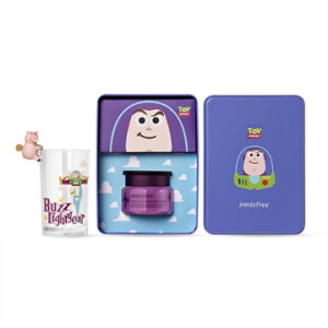 INNISFREE X Toy Story Buzz Toy Box [Orchid Enriched Cream] 1box