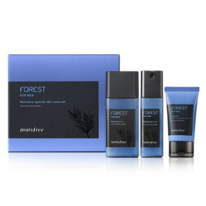 INNISFREE Forest For Men Moisture Special Skin Care 1Set