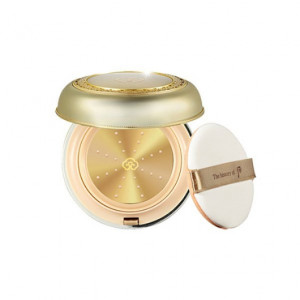 The history of Whoo Gongjinhyang JinhaeYoon Anti-Aging Sun Cushion SPF50+ PA+++ 15g*2ea
