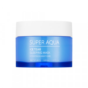 MISSHA Super Aqua Ice Tear Sleeping Mask 100ml
