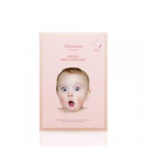 [SALE] JM SOLUTION Mama Pureness Mela Clear Mask 30ml*10ea