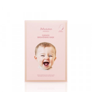 [SALE] JM SOLUTION Mama Pureness Brightening Mask 30ml*10ea