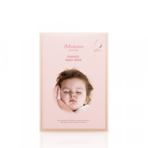 [SALE] JM SOLUTION Mama Pureness Aqua Mask 30ml*10ea