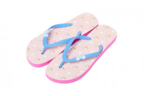 [W] KAKAOFRIENDS Salon de Dot Flip Flop(M)-Apeach