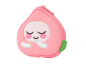 [W] KAKAOFRIENDS Coin Wallet-Sweet Apeach 1ea