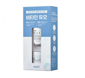 KLAIRS Vitamin Duo Kit (Vitamin Drop 35ml+vitamin E mask 15ml)