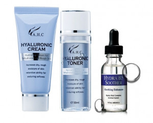 AHC Hydra B5 Soother Gift Set 30ml+30ml+15ml