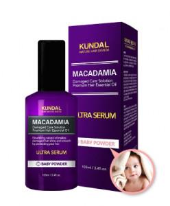 [W] KUNDAL  Ultra Serum Babypowder 100ml