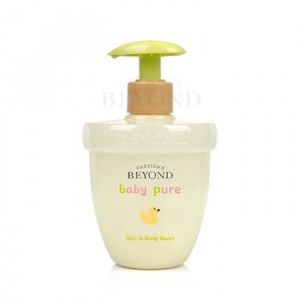 BEYOND Baby Pure Hair And Body Wash 350ml