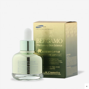 [SALE] BERGAMO Caviar Wrinkle Care Ampoule 30ml