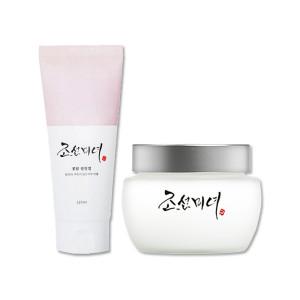 BEAUTY OF JOSEON Revitalize Sleeping Mask 80ml + Africot Blossom Peeling Gel 120ml