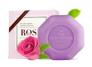 The skin house Rose Heaven soap 90g