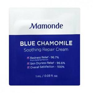 [S] MAMONDE Blue Chamomile Soothing Repair Cream 1mlx10ea