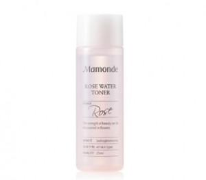 [S] MAMONDE Rose Water Toner 25ml