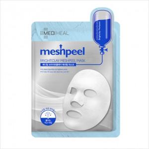 [SALE] MEDIHEAL Bright Clay Meshpeel Mask 10pcs
