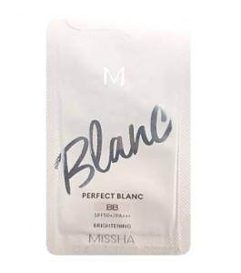 [S] MISSHA M Perfect Blanc BB #21 Vanilla  1mlx10ea
