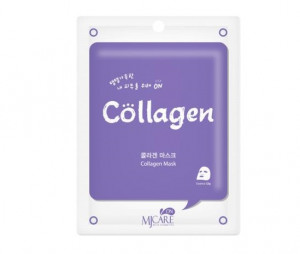 MJ CARE On Mask [collagen]